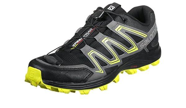 Salomon Speedtrak, Zapatillas de Trail Running para Hombre: Amazon.es: Zapatos y complementos