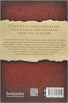Resolucao de Toda Mulher, A: Priscilla Shirer: 9788581580159: Amazon