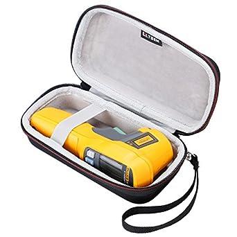 LTGEM Case for Fluke 62 Fluke 64 Fluke 59 Max Infrared IR Thermometer-Black