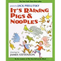 It's Raining Pigs And Noodles (Turtleback School & Library Binding Edition)