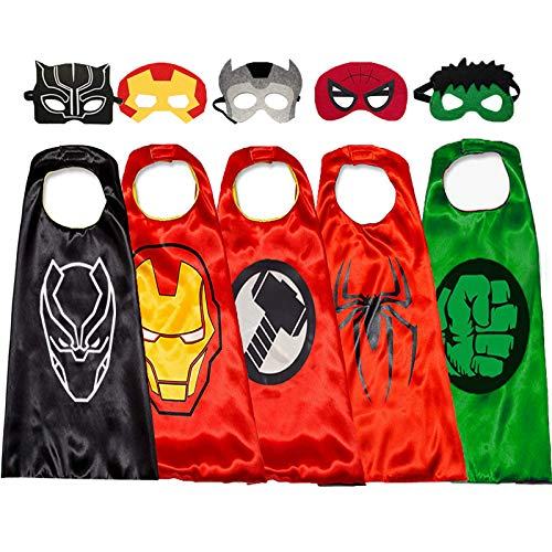 Cartoon hero costumes and dress up for