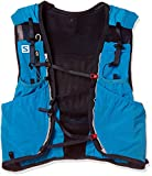 Salomon ADV Skin 12L Set Hydration Vest Hawaiian Surf/Night Sky, XXS