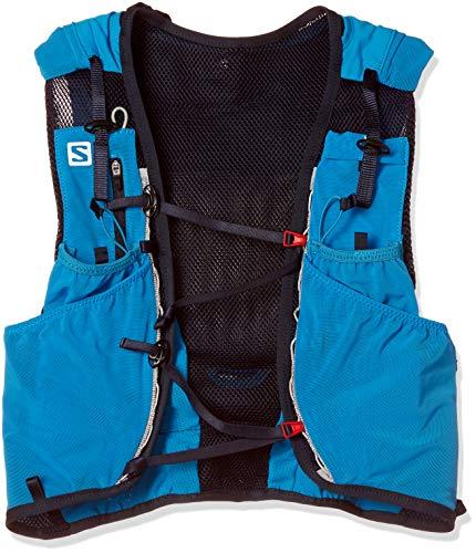 Salomon ADV Skin 12L Set Hydration Vest Hawaiian Surf/Night Sky, XL