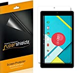 [3-Pack] Supershieldz- Anti-Glare & Anti-Fingerprint (Matte) Screen Protector Shield For Nextbook Ares 8 + Lifetime Replacements Warranty- Retail Packaging