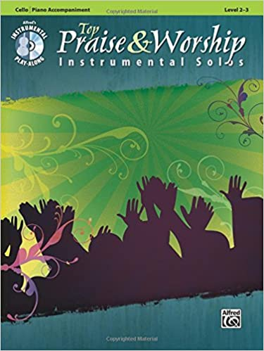 Amazon.com: Top Praise & Worship Instrumental Solos for Strings ...