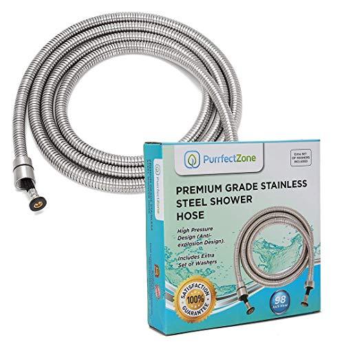 8 ft shower hose - 9