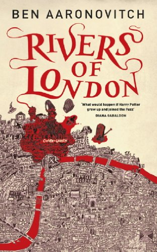 Rivers of London: 1 (PC Peter Grant)