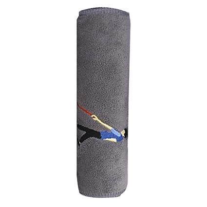 Justdolife Toalla De Microfibra Sport Toalla Para La Cara Toalla Absorbente Para El Baño Paño De