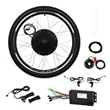 "Esright 26"" Bike Rear Wheel Electric Motor Bicycle Conversion Kit (48V 1000W )"