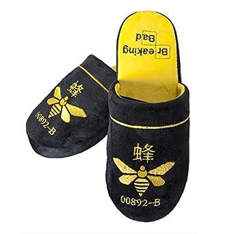 Breaking Bad Official Methylamine Bee Slippers