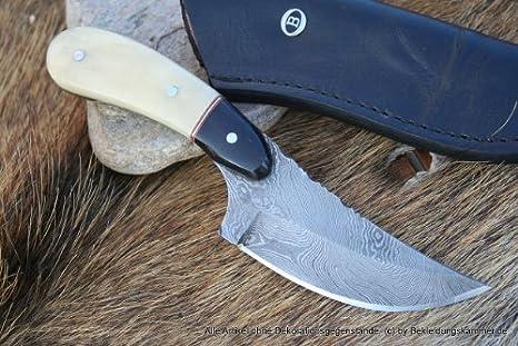 Acero de Damasco cuchillo Arabiago árabe Skimitar o de Kara ...