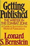Getting Published, Leonard S. Bernstein, 0688069134