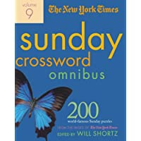 The New York Times Sunday Crossword Omnibus: 200 World-Famous Sunday Puzzles from the Pages of the New York Times: 9