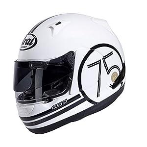ARAI Quantum-St Pro Concept White Motorcycle Helmet