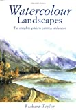 Watercolor Landscapes, Richard Taylor, 1843401932