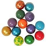 Sachet de 500 Billes Paintball Calibre 0.68, mixte Couleurs