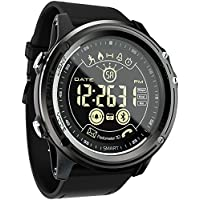 LOKMAT Sports Digital Smart Watch Men Boys Waterproof Bluetooth Smart Wrist Watch, Smartwatch with Walking Calories,Remote Camera, Call/SNS/SMS Reminder for iOS and Android Smartphone