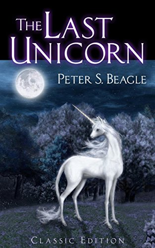 Image result for the last unicorn book
