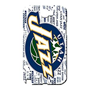 samsung note 2 Protection Durable series cell phone carrying covers utah jazz nba basketball