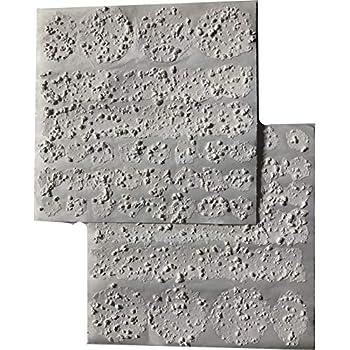 Stepsaver Products Self Adhesive Popcorn Ceiling Repair