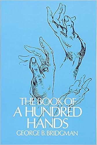 The Book Of A Hundred Hands por George B. Bridgman epub