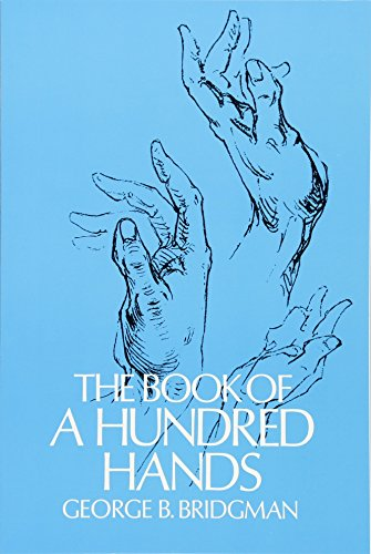 Price comparison product image The Book of a Hundred Hands (Dover Anatomy for Artists)