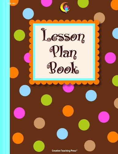 Dots on Chocolate® Lesson Plan Book (CTP 1261)