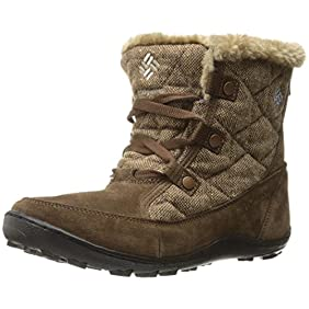 Columbia Women's Minx Shorty Omni-Heat Wool Snow Boot