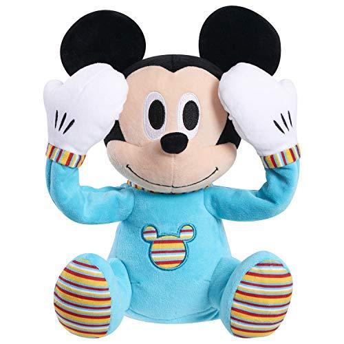 Disney Baby Peek-A-Boo Plush- Mickey