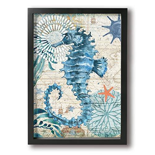 Hd8yehao Canvas Wall Art Nautical Themed Floor