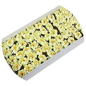 Baby hunter station 50Pcs/Set Soap Asters Flowers Head Artificial Flowers for Home Wedding Party Decoration Ball Craft Fake Flowers,C1 62