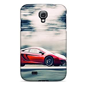 Tpu Case Cover Compatible For Galaxy S4/ Hot Case/ Speed