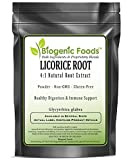 Licorice Root - 4:1 Natural Root Powder Extract (Glycyrrhiza glabra), 25 kg