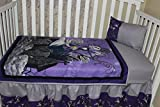 Jack Skellington Nightmare Crib Bedding Set