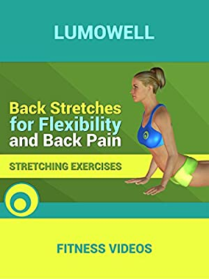 Back Stretches for Flexibility and Back Pain - Stretching Exercises