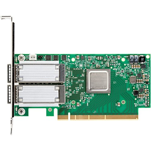 Mellanox MCX416A-BCAT Connectx-4 EN Network Adapter PCI Express 3.0 X16 56 Gigabit Ethernet by Mellanox