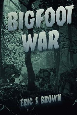 book cover of Bigfoot War