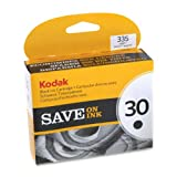 Kodak 30B Ink Cartridge - Black - 1 Year Limited Warranty