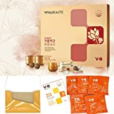 VB program Jaeummidan Red Ginseng & Soy Isoflavones 3.75g X 30 tablets AmorePacific Vital Beautie for women's health+Gifts