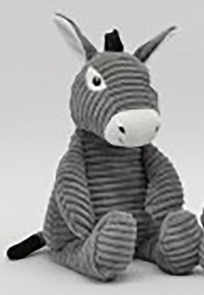 Teddy Bear Stuffed Toy, Amazon Com Unipak Kordy Stuffed Gray Donkey 18 Toys Games