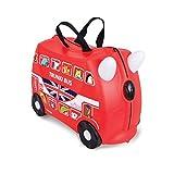 Trunki: The Original Ride-On Suitcase NEW, Boris The London Bus (Red)
