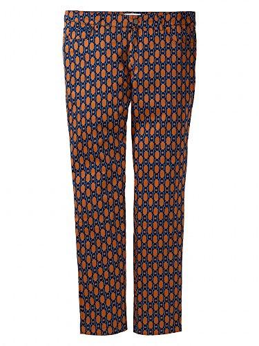 sheego Trend Pantalón tallas grandes Mujer Multicolor