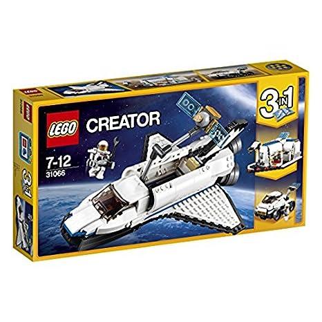 LEGO Creator Lanzadera espacial