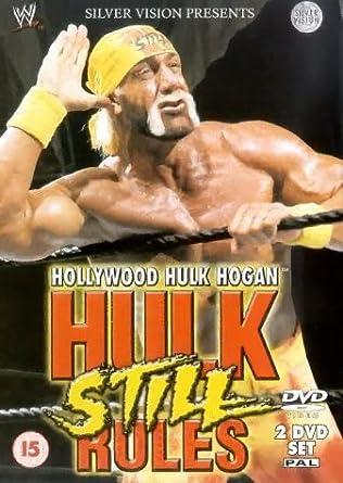 hulk hogan dvd amazon