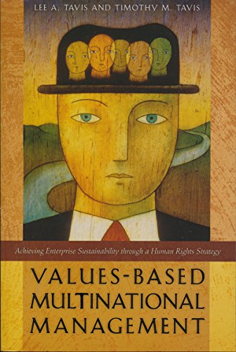 Values-Based Multinational Management: Achieving...