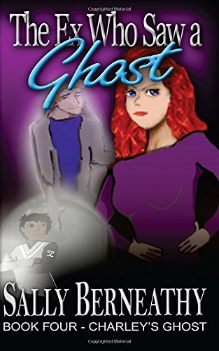 book cover of The Ex Who Saw a Ghost