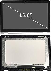FirstLCD LCD Touch Screen Replacement 856811-001 for HP Envy x360 15-AQ267CL15-AQ173CL15-AQ273CLM6-AR004DX15-AQ155NRM6-AQ003DXM6-AQ005DXM6-AQ103DXM6-AQ105DX M6-AQ 15-AQ Display Assembly FHD