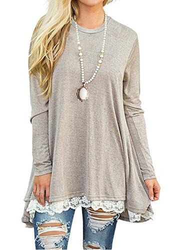 cheetah print dress long sleeve - 5
