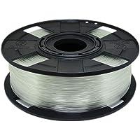 Filamento PLA Basic para Impressora 3D 1,0kg 1,75mm (Natural/Transparente)