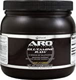 ARO-Vitacost Black Series Glutamine Raw Unflavored — 5 grams – 1.1 lb (500 g) For Sale